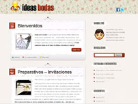 Ideas Bodas. Todas las ideas para el gran d�a