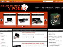 Juegos de Cartas, Poker y Juegos de Mesa