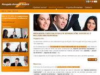 Abogado Divorcio y Separaci�n en Madrid