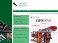 Librería militar on-line