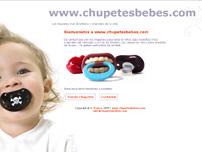 Chupetes y complementos para bebés