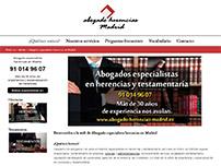 Abogado herencias en Madrid - Dudas boda