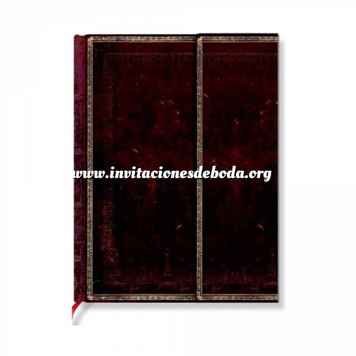 Imagen Medieval Libro de Firmas MARRUECOS NEGRO
