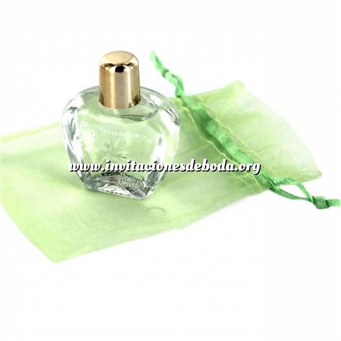 Imagen -Mini Perfumes Mujer Amore Mio Eau de Parfum (preparado en bolsa de organza) by Jeanne Arthes 7ml. (Últimas unidades)