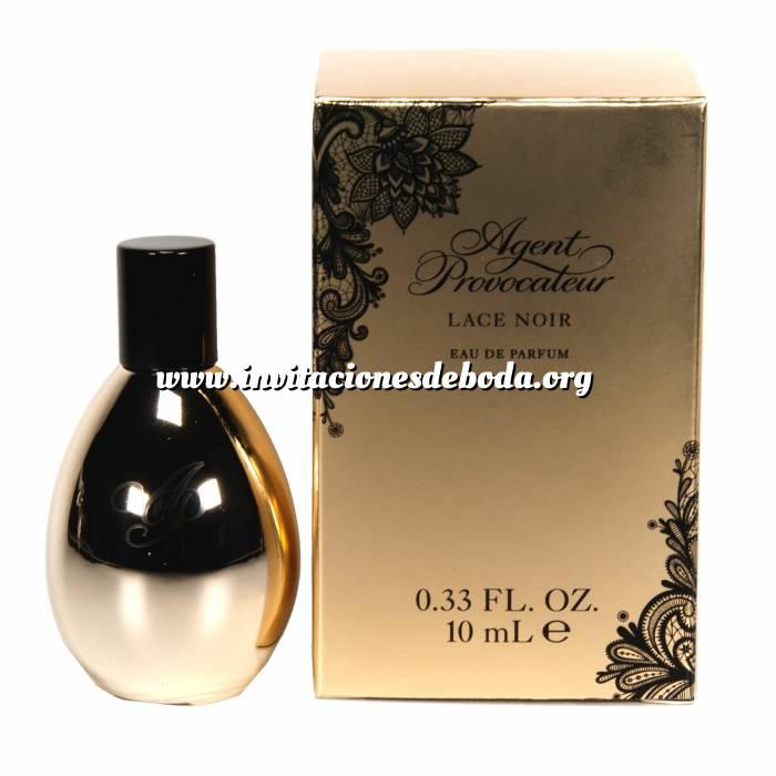 Imagen -Mini Perfumes Mujer Lace Noir Agent Provocateur EDP para mujer 10 ml (Últimas Unidades)