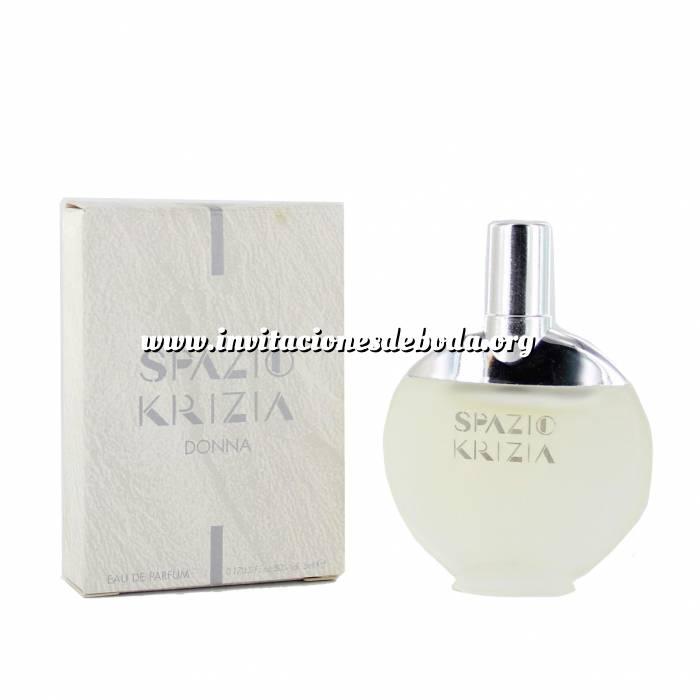 Imagen -Mini Perfumes Mujer Spazio Krizia Donna Eau de Parfum by Krizia 5ml. (Últimas Unidades)