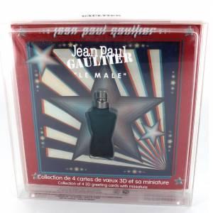 EDICIONES ESPECIALES - Le Male Eau de Toilette by Jean Paul Gaultier 3.5ml. (Estrellas - EDICIÓN ESPECIAL) (Últimas Unidades)