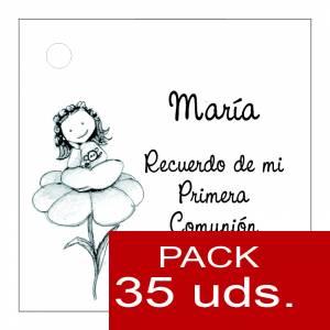 Etiquetas impresas - Etiqueta Modelo A24 (Paquete de 35 etiquetas 4x4)