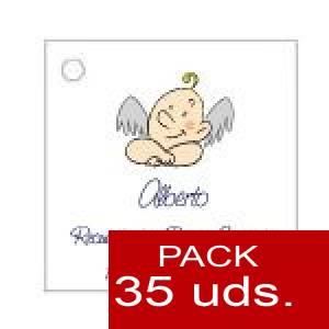 Imagen Etiquetas impresas Etiqueta Modelo D20 (Paquete de 35 etiquetas 4x4)