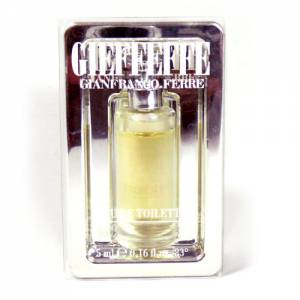Mini Perfumes Mujer - Gieffeffe Eau de Toilette by Gianfranco Ferre 5ml.