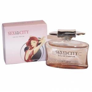 Imagen Mini Perfumes Mujer Sex in the city - Exotic Eau de Parfum 7,5 ml. by InStyle (IDEAL COLECCIONISTAS) (Últimas Unidades)