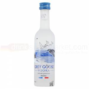 Vodka - Vodka Grey Goose 5cl (OFERTA 2018)