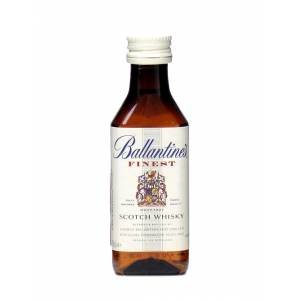 Whisky - Whisky Ballantines Finest 5cl