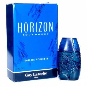 -Mini Perfumes Mujer - Horizon Pour Homme Eau de Toilette by Guy Laroche 5ml. (Últimas Unidades)