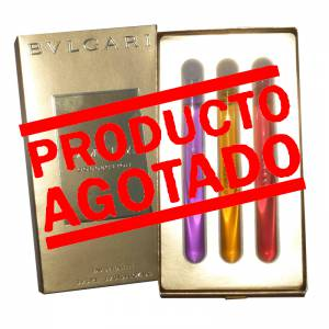 -Mini Perfumes Mujer - Omnia Collection Eau de Toilette by Bvlgari 3x3ml. (Últimas Unidades)