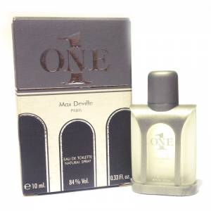 -Mini Perfumes Mujer - One Eau de Toilette by Max Deville 10ml. (Últimas Unidades)